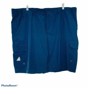 NWT Clearwater Outfitters hybrid cargo shorts XXL